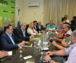 foto: La negociación entre gremios y Provincia pasó a cuarto intermedio