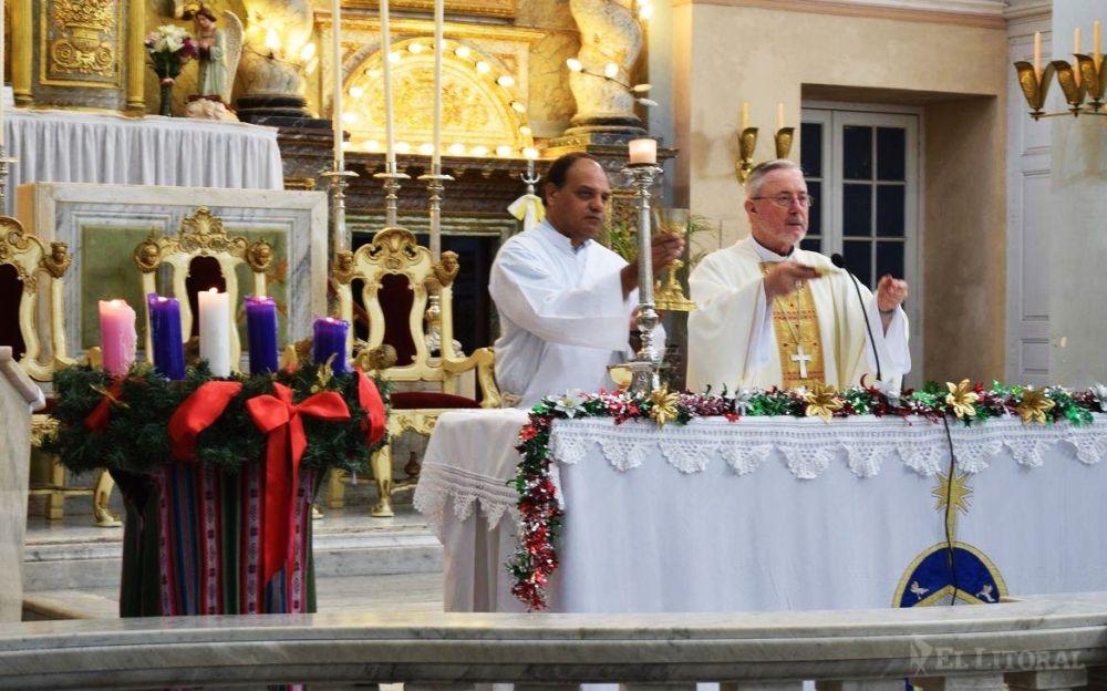 Se suspendieron las misas en la Arquidiócesis de Corrientes