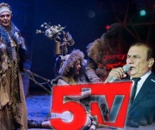 foto: Cultura en Casa: Canal 5TV emitirá la obra teatral Madre Coraje