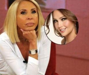 foto: El coronavirus cruzó a Laura Bozzo con Thalía en plena cuarentena