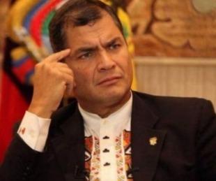 foto: Condenan por corrupción a Rafael Correa y lo inhabilitan por 25 años