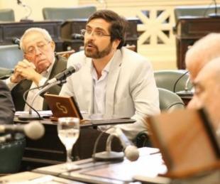 foto: Senadores del PJ presentaron proyecto para realizar sesiones virtuales