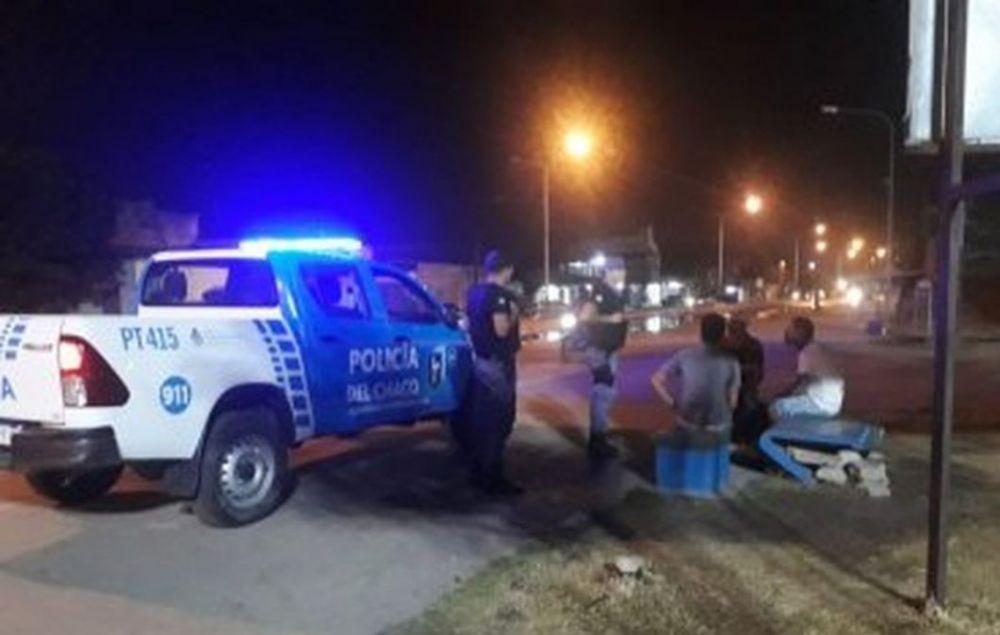 foto: En Chaco implementan el toque de la alarma sanitaria a las 21 horas