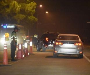 foto: Demoraron a remiseros por circular alcoholizados en cuarentena