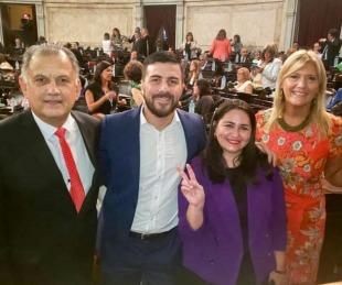 foto: Legisladores nacionales se reunirán con funcionarios provinciales