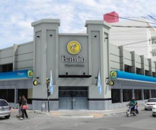 foto: Desde el lunes, el BanCo atenderá al público con turno previo