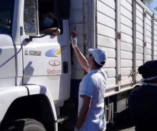 foto: Ministerio de Salud continúa con controles en el puente Chaco-Corrientes