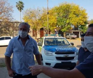 foto: Alerta por probables casos de coronavirus en Monte Caseros