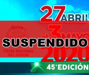 foto: Goya suspenderá definitivamente la Fiesta del Surubí 2020