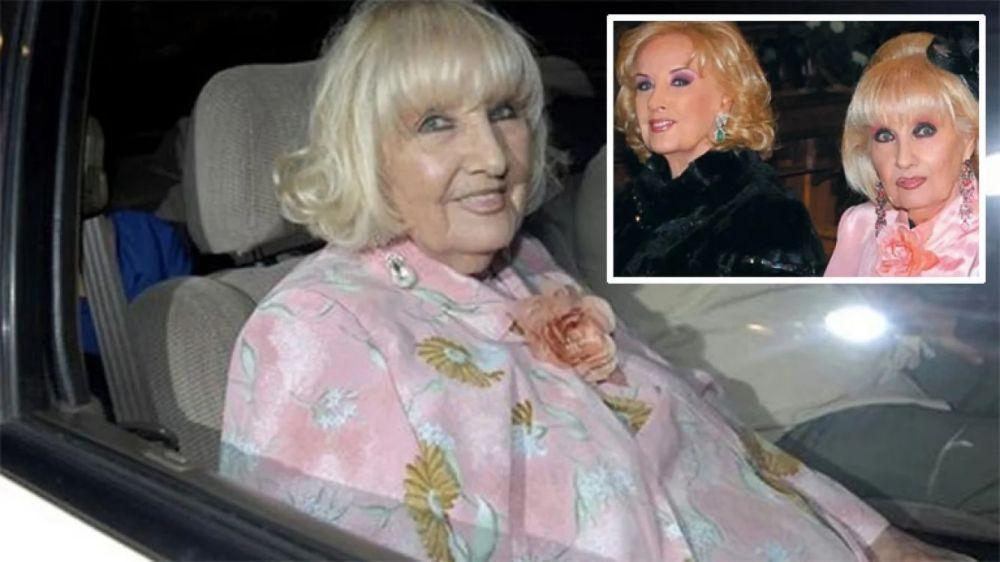 Murió Silvia Goldie Legrand, la gran compañera de Mirtha