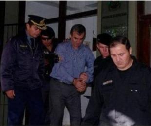 foto: Condenado por violar a sus hijos y otros 11 presos vuelven a la cárcel