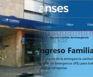 foto: Continúa pago del IFE en el Correo: conocé el cronograma completo