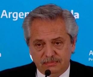 foto: Fernández anticipó que analiza pagar dos meses del plus de $10.000