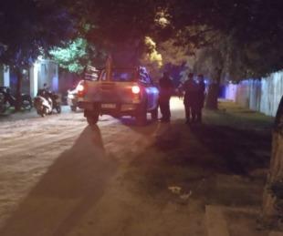 foto: Mataron a un hombre en el Barrio Pío X y hay un detenido