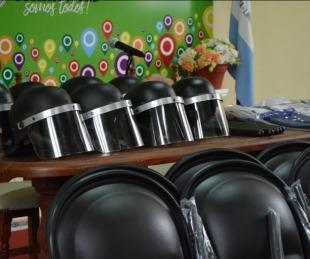 foto: El Ministerio de Seguridad entregó equipamiento al Servicio Penitenciario