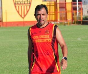 foto: Crisis: Claudio Marini dejó de ser entrenador de Boca Unidos