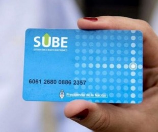 foto: SUBE: será habilitada solo para trabajadores esenciales y exceptuados