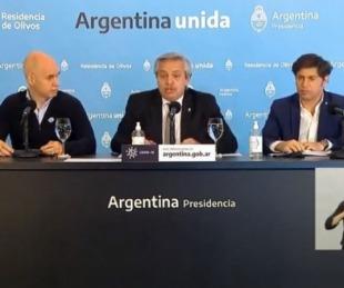 foto: Alberto Fernández: