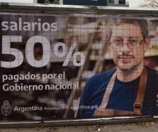 foto: Gobierno corrige los polémicos avisos sobre pago de sueldos