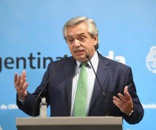 foto: El presidente Alberto Fernández estará hoy en Formosa y Misiones