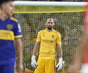 foto: ¿Por qué Marcos Díaz no sigue en Boca?