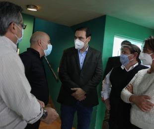 foto: Valdés en Paso de los Libres: