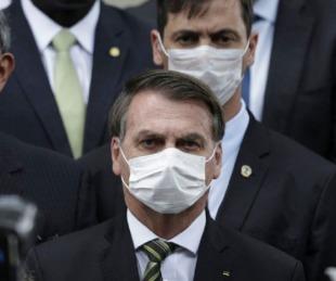 foto: Brasil tuvo el récord de 1.262 muertos por coronavirus en un día