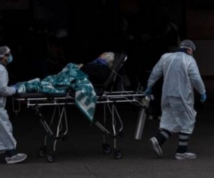 foto: Chile volvió a superar su máximo de muertes con 87 fallecidos