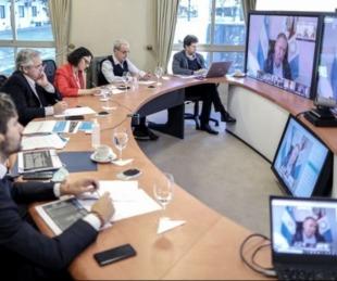 foto: Fernández con gobernadores: