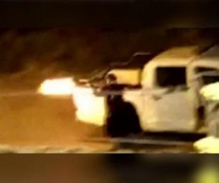 foto: Chaco: policías le dispararon por la espalda a un joven