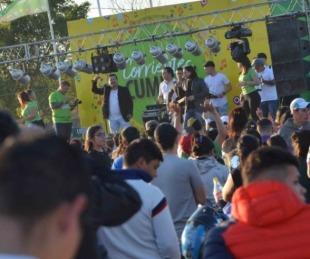 foto: Este sábado vuelve Corrientes Cumbia bajo la modalidad virtual