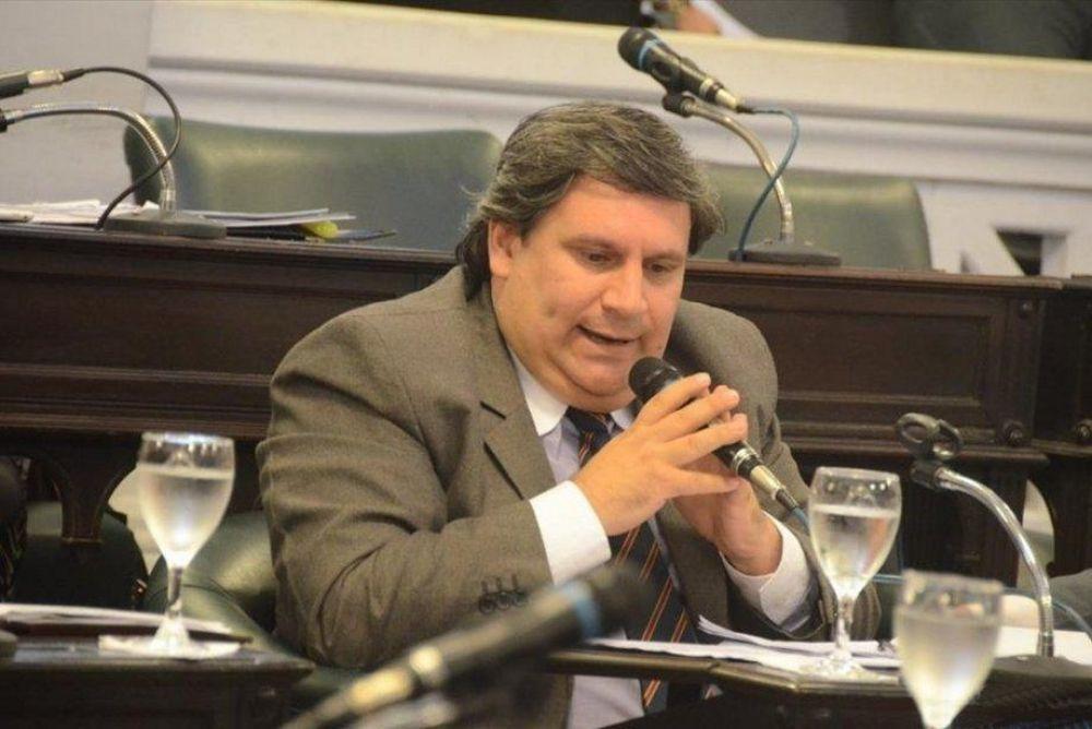 foto: No tenía dudas que se iba a dar, dijo Bassi tras ingresar al Senado