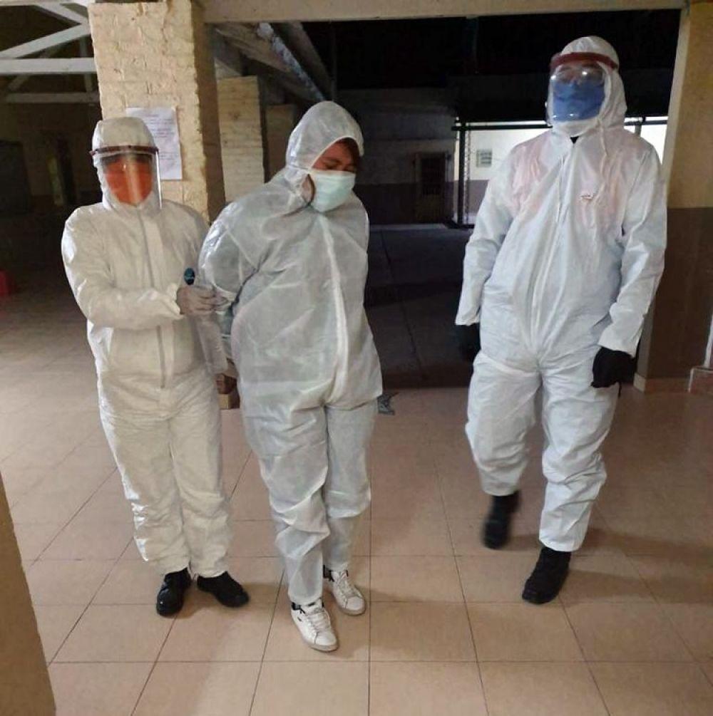 foto: COVID: Aislan un pueblo porque una mujer tomó mate con una paciente