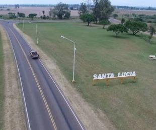 foto: Santa Lucía: dio negativo el hisopado realizado a un camionero