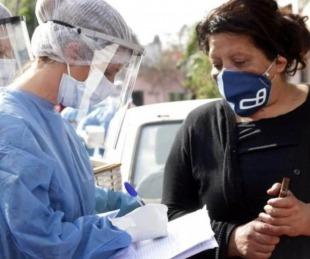 foto: Coronavirus: 16 muertos y casi mil infectados en 24 horas