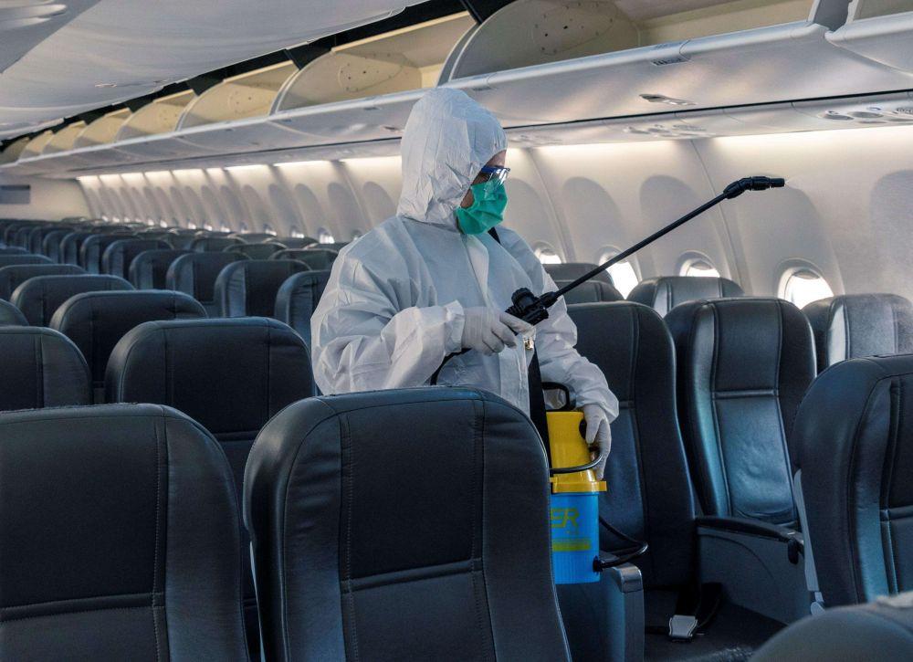 foto: Gobierno estima que en julio volverían los vuelos de cabotaje