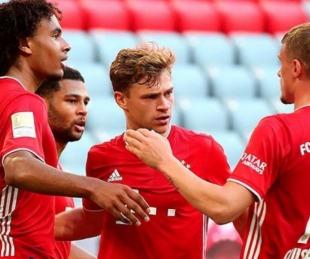 foto: Bayern Munich venció 2-1 y quedó a un paso del título de Bundesliga