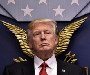 foto: En un polémico acto, Trump prometió