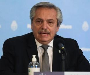 foto: Médico presidencial le recomendó a Fernández no salir de Olivos