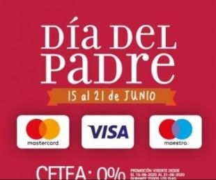 foto: Banco de Corrientes: cuáles son las promos para agasajar a papá