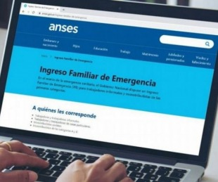 foto: IFE: cómo averiguar si se aprobó el pago de junio