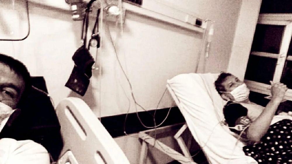 El doctor Duré estaba muy preocupado por sus hijos y por su esposa