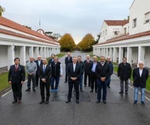 foto: Gobierno agregó empresarios y sindicalistas al gabinete económico