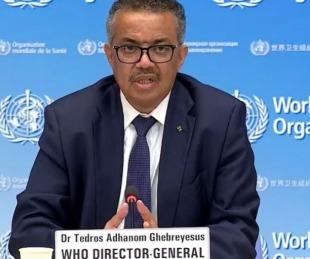 foto: La OMS pide a los gobiernos no politizar la pandemia