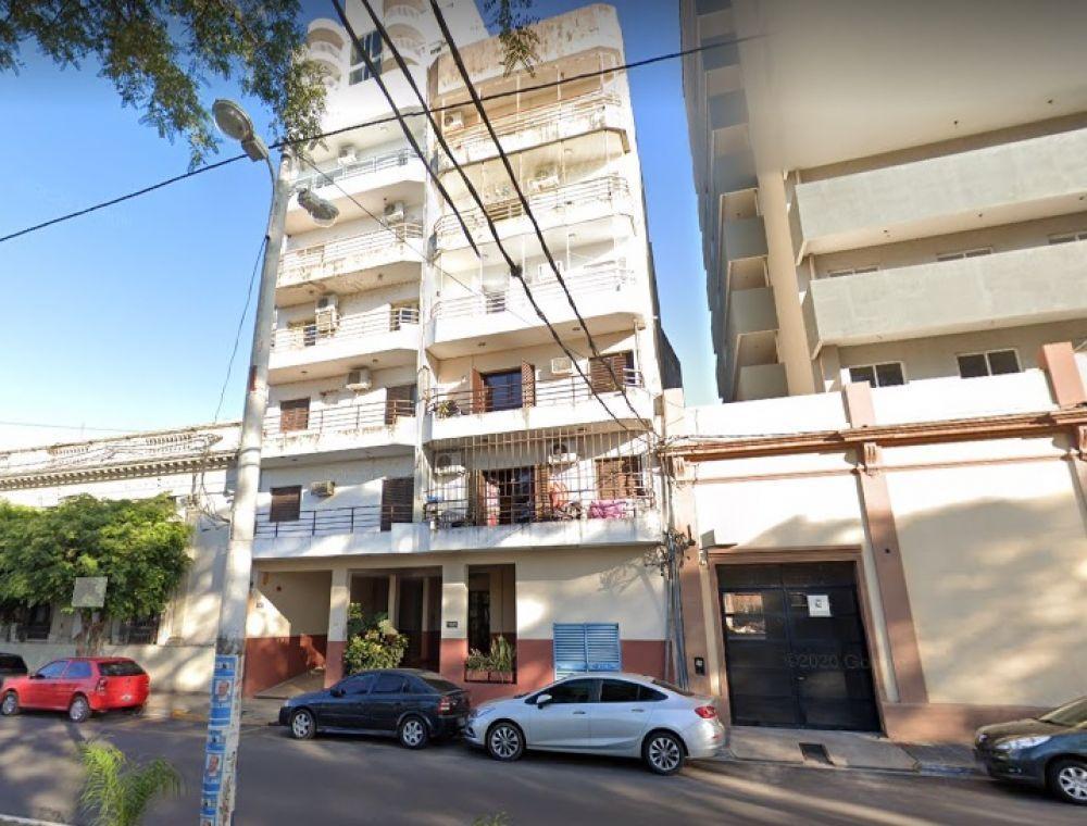 Tras el aislamiento, liberaron el edificio cercado por casos de Covid