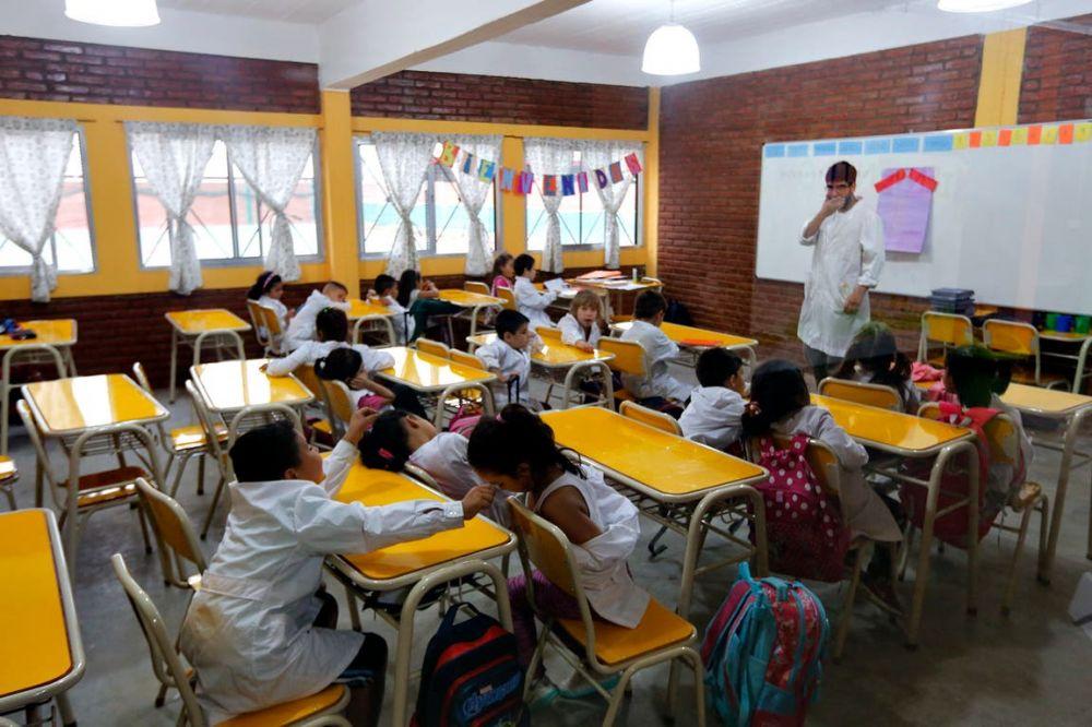 Covid19 en Argentina: así sería la vuelta a clases en todo el país
