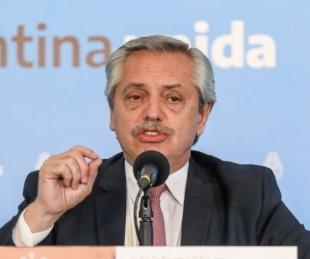 foto: Fernández realizará esta noche el anuncio sobre la nueva cuarentena