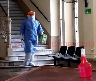 foto: Dio negativo el hisopado de la chaqueña que estuvo en Jefatura