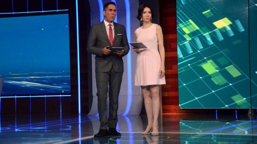 Cristina Pérez y Rodolfo Barili recibieron resultados de su test