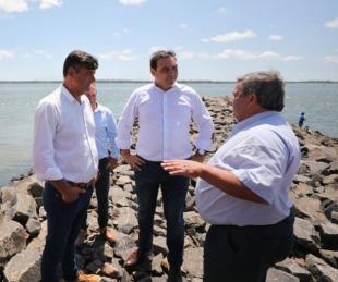 foto: Valdés envió carta al Presidente por la cuestión limítrofe de Isla Apipé